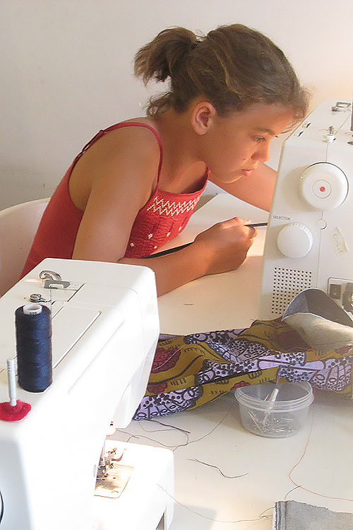 Learn to Sew for Teens