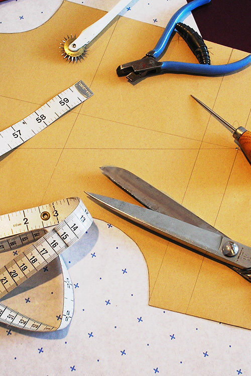 Pattern Cutting for Teens