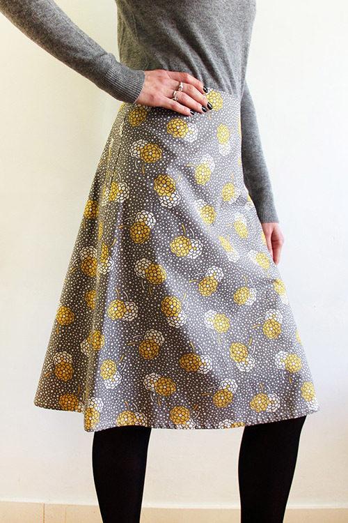 Make a Simple Skirt