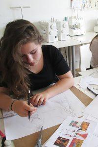 Fashion Design for Teens