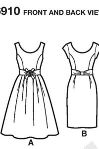 HOME DRESSMAKING Intermediate Make a Lined Dress