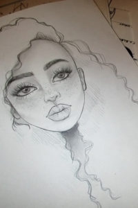 Fashion Drawing for Teens