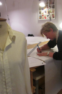Pattern Cutting and Sewing Skills for Shirts