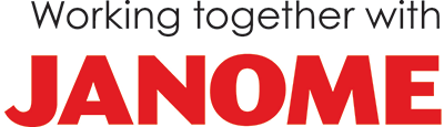 Working together with JANOME