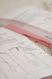 AUGUST – 4 Week Professional Sewing Skills and Pattern Cutting SUMMER SCHOOL
